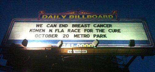 Innovative Outdoor Advertising daily billboard advertising